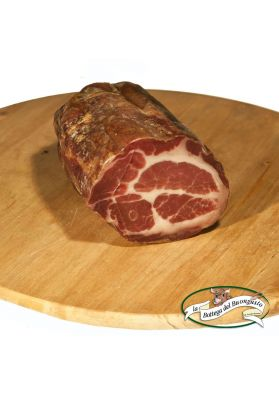 Coppa stagionata intera 2 kg