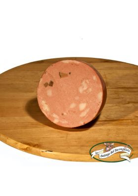 Mortadella with truffles 0,800 kg
